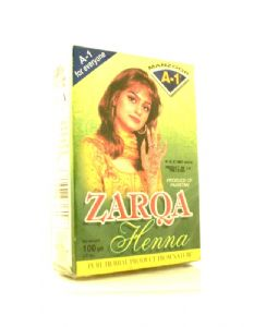 Zarqa Red Henna Powder | Buy Online at the Asian Cookshop